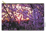 Peachy Sunset 1 Carry-all Pouch