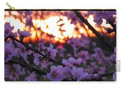 Peachy Sunset 3 Carry-all Pouch