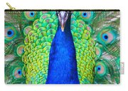 Peacock 1 Carry-all Pouch