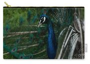 Peacock Dance Carry-all Pouch