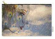 Peacock Dream Digital Art Carry-all Pouch