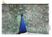 Peacock Fanning Carry-all Pouch