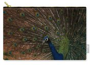 Peacock Show Off Carry-all Pouch