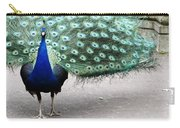 Peacock Strut Carry-all Pouch