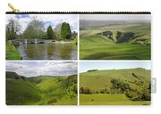 Peak District Collage 01-plain Carry-all Pouch
