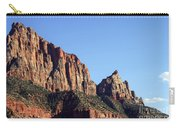Peaks In Zion Carry-all Pouch