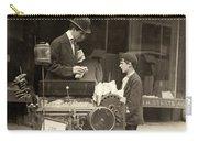 Peanut Vendor, 1910 Carry-all Pouch
