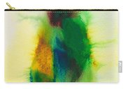 Pear Abstract 3 Carry-all Pouch