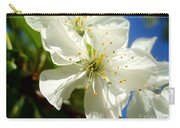 Pear Blossom Carry-all Pouch