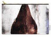 Pear In Window Carry-all Pouch by Carol Leigh