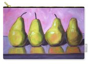 Pear Line Carry-all Pouch