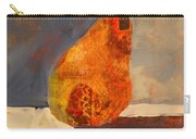 Pear Patterns Carry-all Pouch