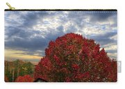 Pear Trees On The Farm Carry-all Pouch