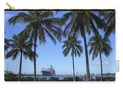 Pearl Harbor Hawaii Carry-all Pouch