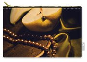 Pearls And Pears Carry-all Pouch