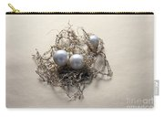 Pearls Carry-all Pouch by Lali Kacharava