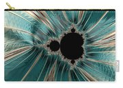 Pearly Mandelbrot Carry-all Pouch