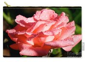 Pearly Petals Carry-all Pouch