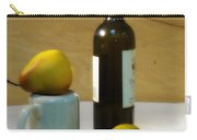 Pears And Wine Carry-all Pouch