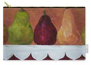 Pears On Parade   Carry-all Pouch
