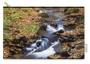 Pearson Falls Blue Ridge Mountains North Carolina Carry-all Pouch