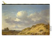 Peasants Driving Cattle And Sheep Carry-all Pouch