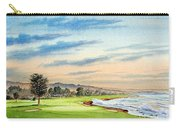 Pebble Beach Golf Course 18th Hole Carry-all Pouch