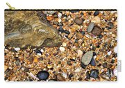 Pebbles And Sand Carry-all Pouch