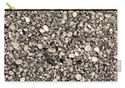 Pebbles Bw Carry-all Pouch