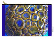 Pebbles Marbled Blue Carry-all Pouch