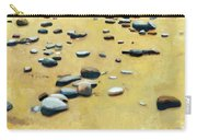 Pebbles On The Beach - Oil Carry-all Pouch