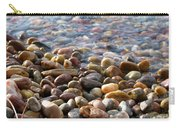 Pebbles On The Shore Carry-all Pouch