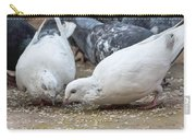 Pecking Pigeons Carry-all Pouch