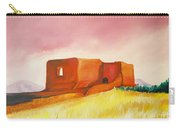 Pecos Mission Nm Carry-all Pouch