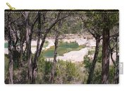 Pedernales River Pool In August Carry-all Pouch