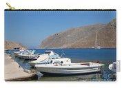 Pedi Harbour Symi Carry-all Pouch