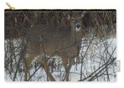 Peek A Boo Deer Carry-all Pouch