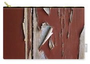Peeling Paint Carry-all Pouch by Carlos Caetano