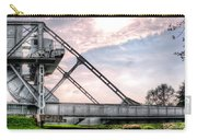 Pegasus Bridge Panorama Carry-all Pouch