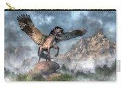Pegasus Carry-all Pouch by Daniel Eskridge