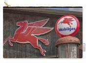 Pegasus And Mobilgas Carry-all Pouch