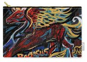 Pegasus Carry-all Pouch by Genevieve Esson