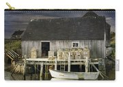 Peggys Cove Fishing Village Carry-all Pouch