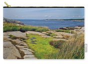 Peggy's Cove From Lighthouse-ns Carry-all Pouch