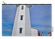 Peggy's Cove Lighthouse Closeup-ns Carry-all Pouch