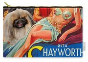 Pekingese Art - Salome Movie Poster Carry-all Pouch