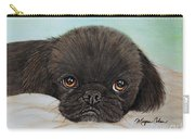 Buddy The Pekingese Carry-all Pouch