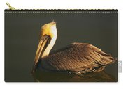 Pelican At Dark Carry-all Pouch