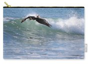 Pelican At Playa Grande Carry-all Pouch