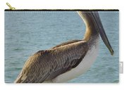 Pelican At The Gulf Carry-all Pouch